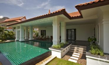 Belle villa contemporaine à Hua Hin, Thaïlande