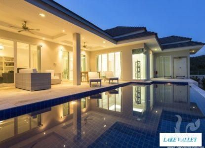 Belle villa moderne à vendre à Hua Hin, Thaïlande