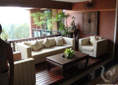 Vivre dans un splendide condo à Bangkok, Thaïlande