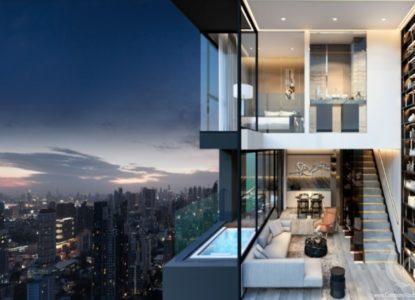 Achat d'un joli appartement à Bangkok, Thaïlande