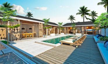Immobilier à Bali, 4 chambres, Indonésie, Ubud