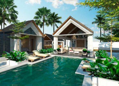 Investir à Bali, 6 chambres, Indonésie, Ubud