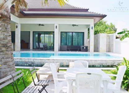 Villa de luxe à acheter à Hua Hin, Thaïlande