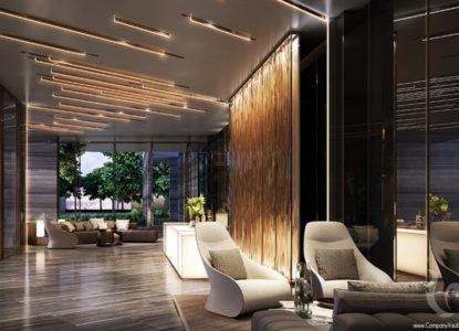 Magnifique immobilier à Bangkok, Thaïlande
