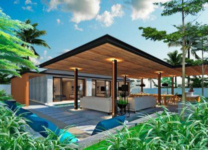Maison à vendre à Bali, 5 chambres, Indonésie, Ubud