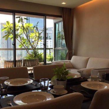 Investir dans un superbe appartement à Bangkok, Thaïlande