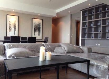 Vivre dans un bel appartement à Bangkok, Thaïlande