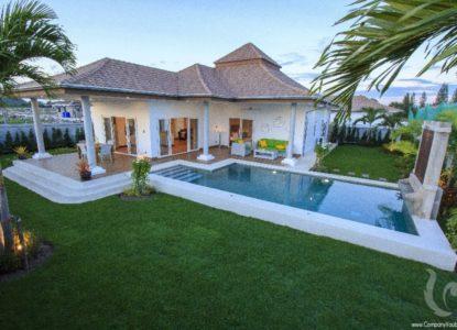 Villa moderne à acquérir à Hua Hin, Thaïlande