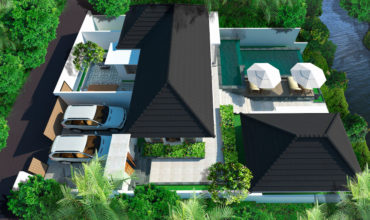 Villa à Bali, 2 chambres, Indonésie, Ubud