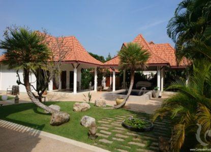 Superbe immobilier à acquérir à Hua Hin, Thaïlande