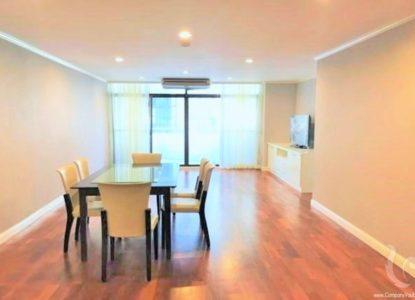 Vivre dans un appartement moderne à Bangkok, Thaïlande