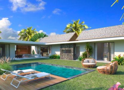 Villa Latania en vente à Tamarin, Île Maurice