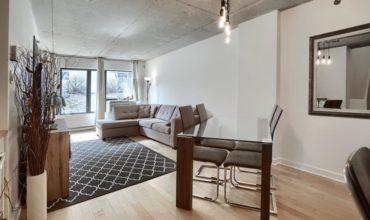 Appartement à vendre à Montréal, 2 chambres, Canada, Québec
