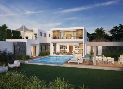 Somptueuses villas Arokaria en vente à l'Île Maurice