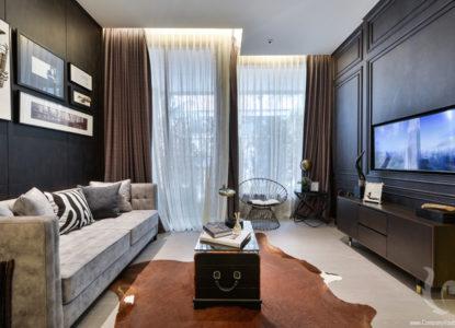 Vivre dans un immobilier sublime à Bangkok, Thaïlande