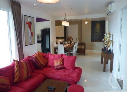 Vivre dans un appartement de luxe à Bangkok, Thaïlande