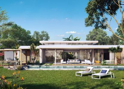 Villa Barachois Akasha à Tamarin, Ile Maurice