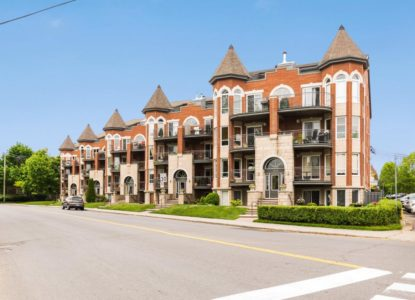 Immobilier à Montréal, 2 chambres, Canada, Québec