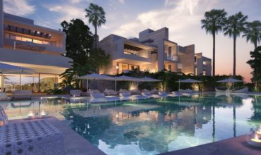 Immobilier de haut standing à Marbella, Espagne