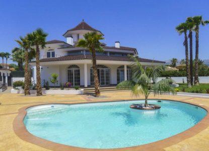 Villa splendide à acquérir à Alicante, Espagne