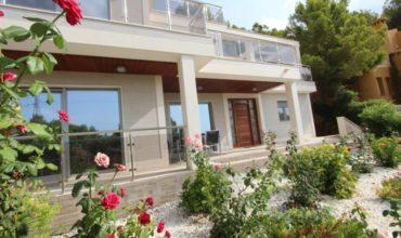 Villa à vendre sur 1000m2 à Alicante Espagne