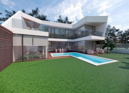 Villa piscine à vendre à Alicante – Espagne