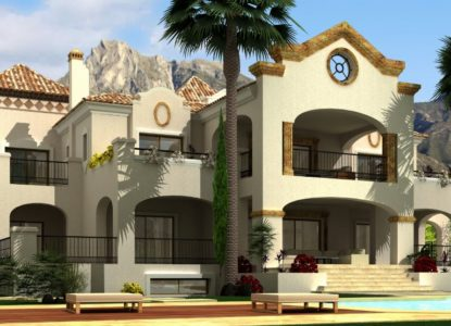 Villa moderne en vente à Marbella, Espagne