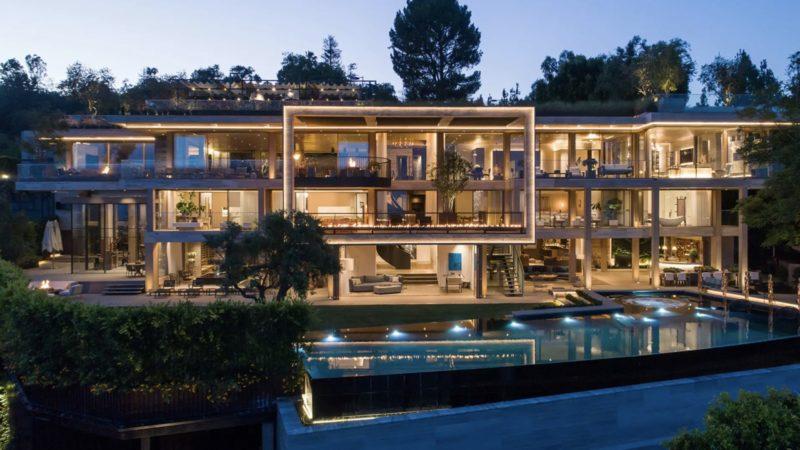 À la découverte de la deuxième maison la plus chère de Los Angeles