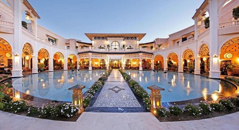 Le Palais Ronsard d'Adriana Karembeu à Marrakech