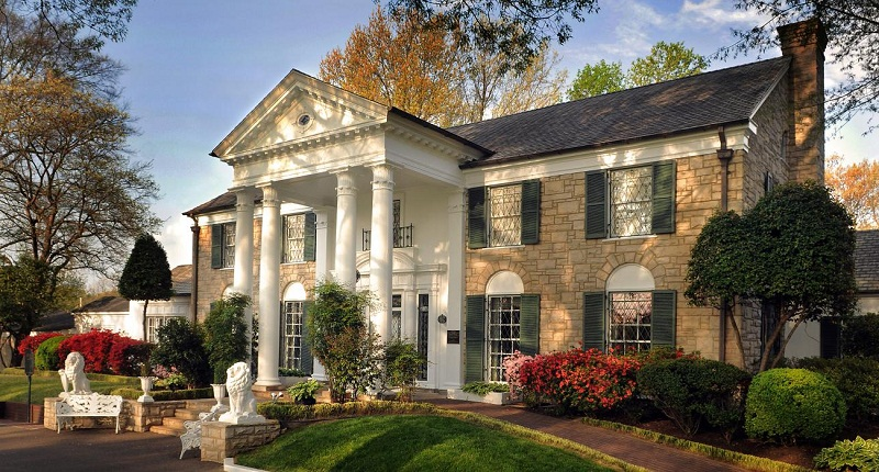 Graceland : la maison du « The King », une attraction touristique
