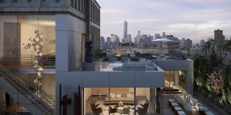Jeff Bezos : Trois appartements de 80 millions de dollars à New York