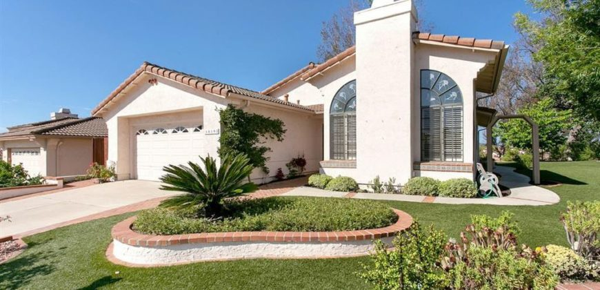 Maison classique à San Diego, Californie, USA