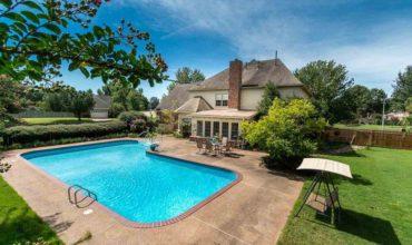 Villa idéal à Memphis, Tennessee, USA