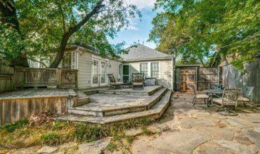 Belle maison avec jardin à Dallas, USA