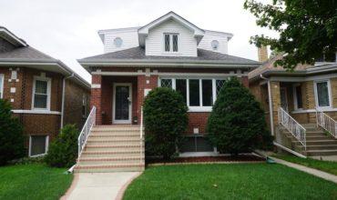 Superbe maison en brique à vendre Chicago USA
