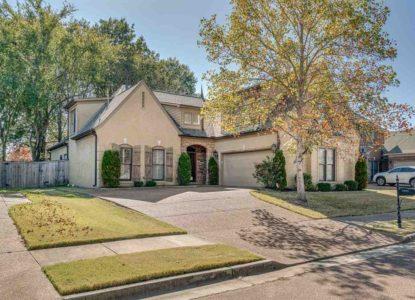 Villa 4 chambres style traditionnel à Memphis, USA