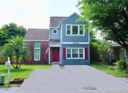 Charmante maison à vendre à Miami USA