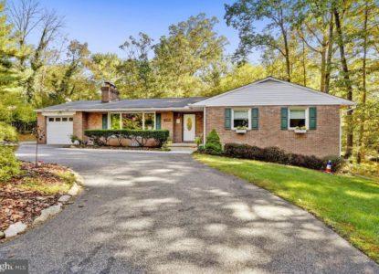 Villa fabuleuse à Baltimore, Maryland, USA