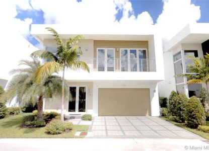 Fabuleuse villa en vente à Miami, USA