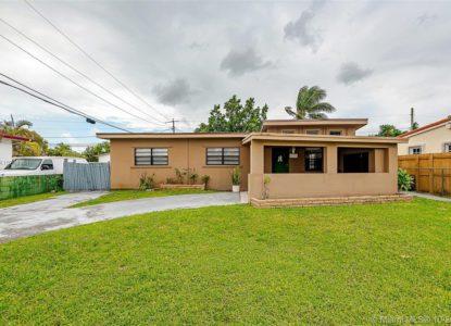 Fantastique maison basse à Miami, USA