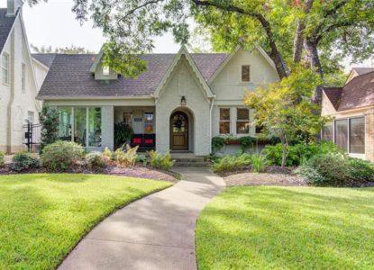 Maison réhabilitée à vendre Dallas, USA