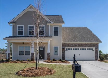 Villa confortable avec jardin à vendre à Atlanta, USA
