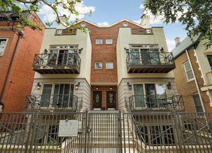 Appartement lumineux à vendre Chicago, USA
