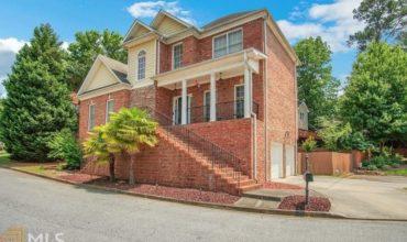 Maison classique à vendre à Atlanta, USA