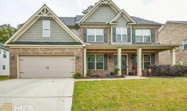Merveilleuse villa avec garage à Atlanta, Georgie, USA