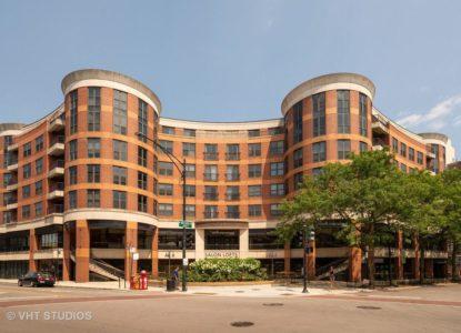 Superbe appartement rénové à Chicago, USA