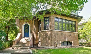 Villa adorable rénovée à Chicago, USA