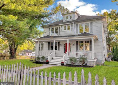 Villa familiale 5 chambres à Baltimore, Maryland, USA