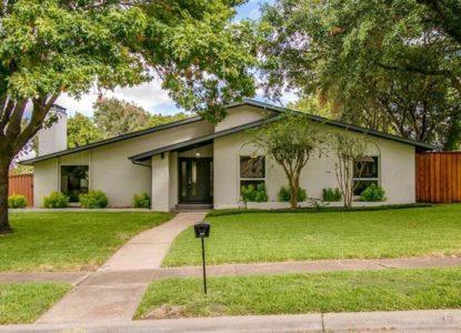 Belle villa calme à Dallas,USA
