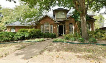 Villa calme avec garage à Dallas, USA